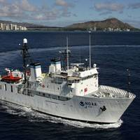 NOAA 'Hiialakai': Photo courtesy of NOAA