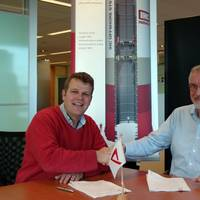 Noise Mitigation Contract signing
