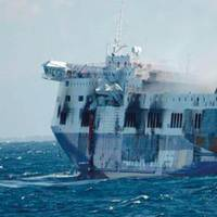 Norman Atlantic (Photo: EMSA)