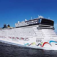 Norwegian Epic (Photo courtesy of Norwegian Cruise Line)