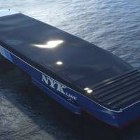 NYK Super Eco Ship 2050. Pic: NYK