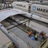 NZ Raceboat Aboard: Photo credit Maersk Line