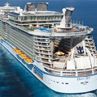 Oasis class ship: Image courtesy of RCI