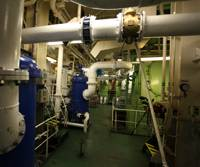 OceanSaver has supplied and commissioned its first ballast water treatment system to gain classification society DNV's approval.