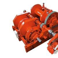 Today Hatlapa branded winches, compressors and steering gear are sold worldwide. The portfolio includes anchoring, mooring and cargo handling equipment with electric variable frequency drives (VFD), and low-pressure hydrau