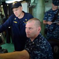 Official U.S. Navy file photo.