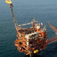 Offshore Congo Platform: Photo credit Eni