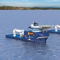 Offshore Enviro Vessels: Photo courtesy of Wärtsilä