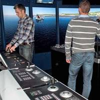 Offshore Maritme Simulator: Photo credit Kongsberg Marilime