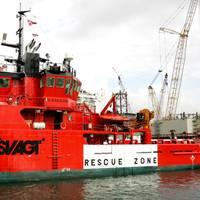 Offshore Service Vessel: Image courtesy of ASL