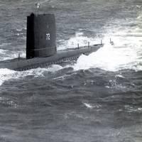 Ojibwa at sea, circa 1965