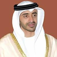 Opening speaker: H.H. Sheikh Abdullah bin Zayed al Nahyan UAE Minister of Foreign Affairs: Photo credit ADPC