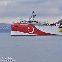 Oruc Reis - Credit: Cengiz Tokgoz