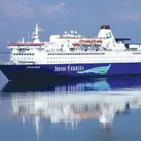 Oscar Wilde. Photo: Irish Ferries