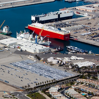 Oxnard Harbor District (Photo: Port of Hueneme)
