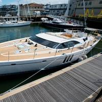 Oyster 885 Yacht for Fitting Out: Photo courtesy of Oyster