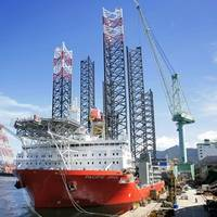 'Pacific Orca': Photo credit Samsung Heavy Industries