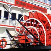 Paddlewheel: Photo courtesy of ACL