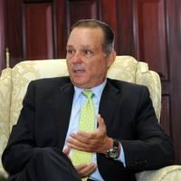 Panama Canal Administrator Jorge Luis Quijano (souce: ACP)