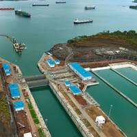 Panama Canal Photo Panama Canal Authority
