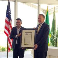 Companies, organizations were recognized for 'green' efforts