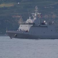 Patrol Boat 'ESPS Relampago': Photo credit EUNAVFOR
