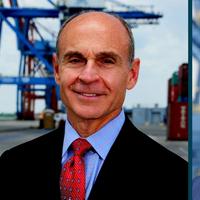 Paul Cozza and Brian Clark (Photos: NC Ports)