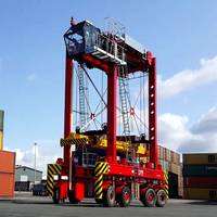 Peelports Terminal -Liverpool to receive Terex Straddle Carriers