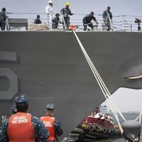 Phillystran Mooring Lines for US Navy. (Photo: Phillystran)