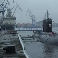 Photo: Admiralty Shipyards