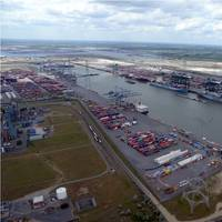 Photo Antwerp Port