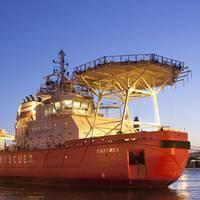 Photo: Arctech Helsinki Shipyard