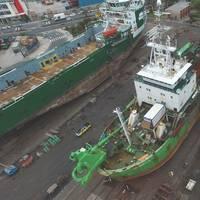 (Photo: Astican & Astander Shipyards)