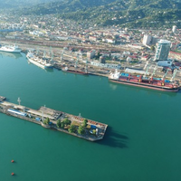 Photo: Batumi Sea Port