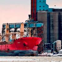 Photo by Robert Welton / courtesy Duluth Seaway Port Authority