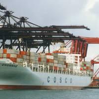 Photo: China COSCO Shipping