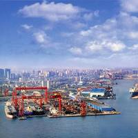 Photo: China Shipbuilding Industry Corp, Dalian Shipbuilding