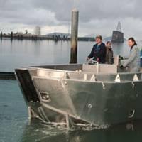 Photo courtesy Husky Boats