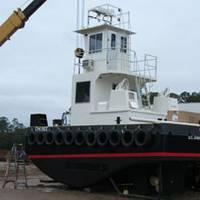 Photo courtesy Marine Inland Fabricators