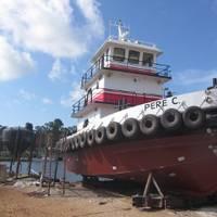 Photo courtesy of April Harrel & Rodriguez Boat Builders