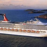 Photo courtesy of Carnival Cruises