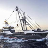 Photo courtesy of Damen Maaskant Shipyards
