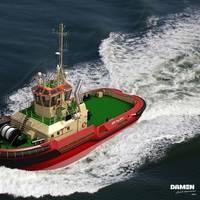 Photo courtesy of Damen Shipyards