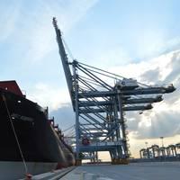 Photo courtesy of DP World London Gateway Port