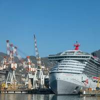 Photo courtesy of Fincantieri