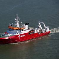 Photo courtesy of Fugro