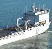 Photo courtesy Royal Navy, UK