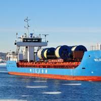 Photo courtesy Wilhelmsen Ships Service