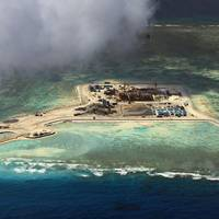 Photo: CSIS Asia Maritime Transparency Initiative/DigitalGlobe