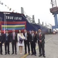 Photo: CSSC (HongKong) Shipping Co., Ltd.